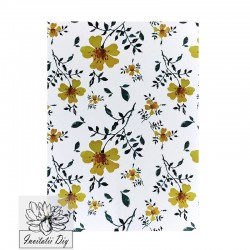 Coli A4 imprimate flori