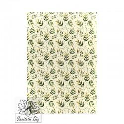 Coli A4 imprimate frunze