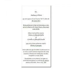 Template text invitatie 10...